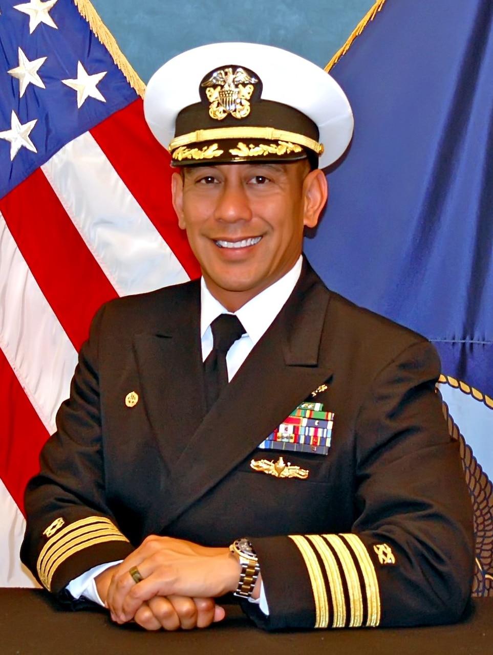 Captain Rafael A. Miranda