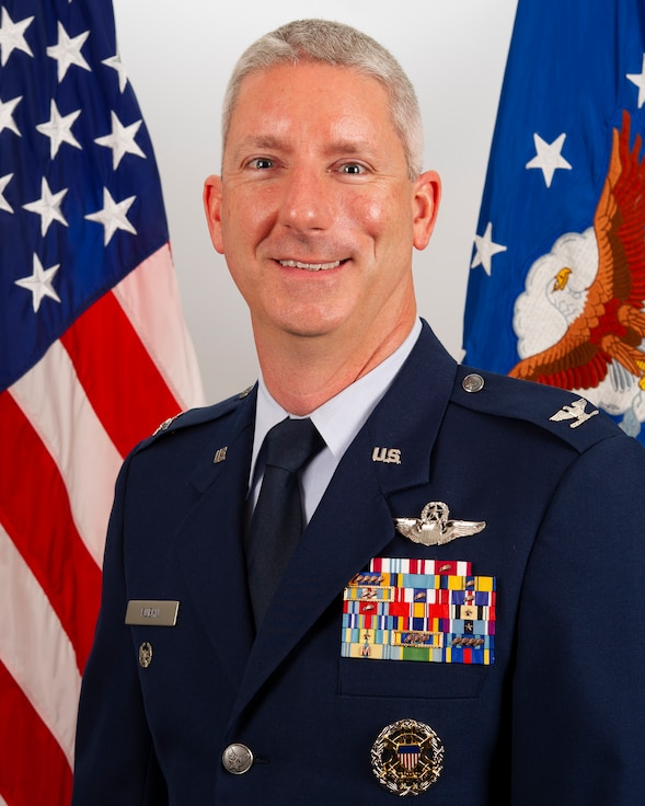 Col. Frederick E. Kuehn is the vice commander of the 434th Air Refueling Wing, Grissom Air Reserve Base, Ind.