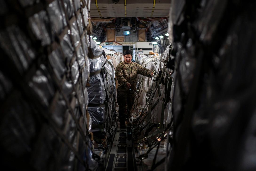 USSOUTHCOM Delivers Field Hospital to Suriname
