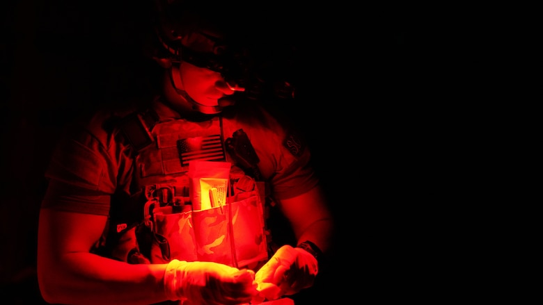 U.S. Special Operations Forces Medical Element completes training onboard MC-130J
