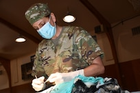 Innovative Readiness Training provides Army Reserve Medical Command Soldiers unique training opportunity