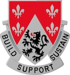 249th Engineer Battalion Unit Insignia