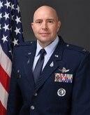 Official portrait of Col. Christopher Fernengel