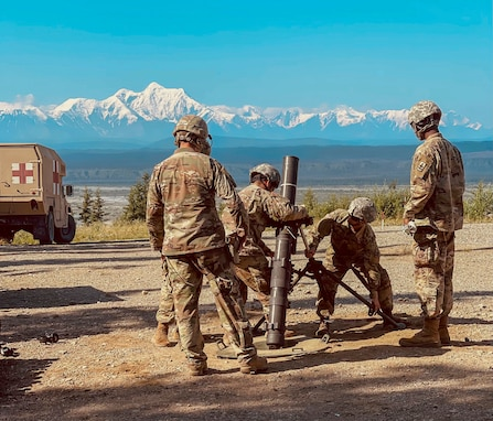 Alaska Army National Guard infantry battalion conducts annual training