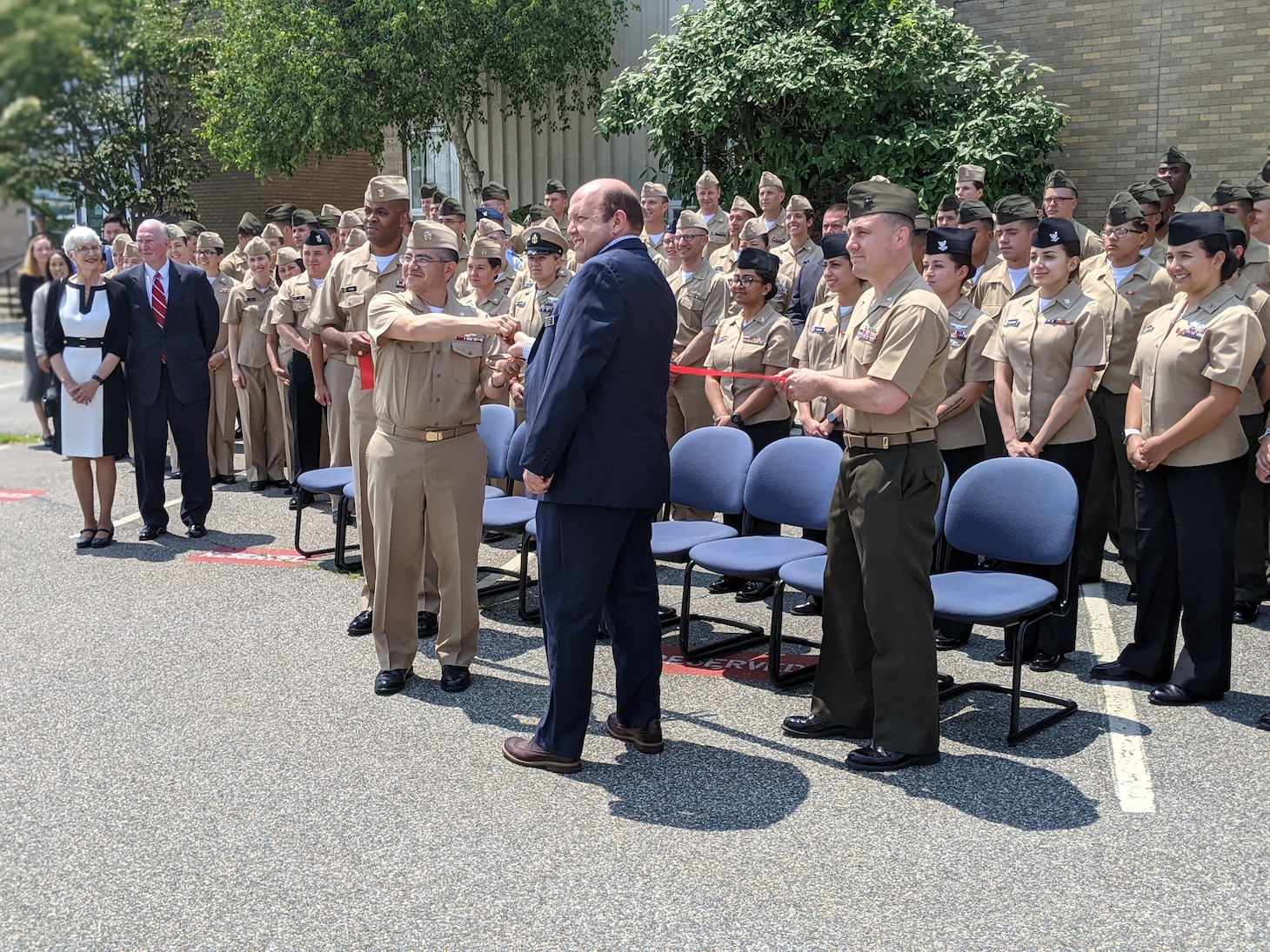 Naval Justice School 75th Anniversary