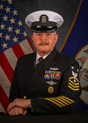 COMMAND MASTER CHIEF (SW/FMF/AW/IW) TROY A. BOJORQUIZ