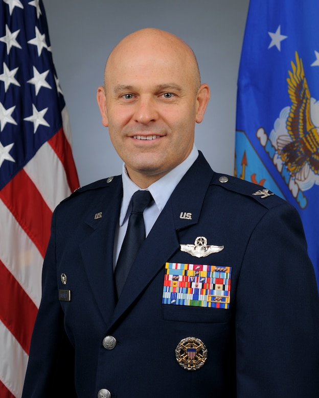 A new pair of hands will be at the helm of the world's largest B-1 bomber combat wing next month. Col. Joseph Sheffield is scheduled to take command of the 28th Bomb Wing during a special ceremony scheduled for June.