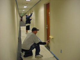 photo of painters