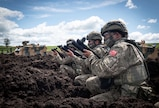 JOINT ALLIED POWER DEMONSTRATION DAY BRINGS TOGETHER NATO FORCES FROM 13 NATIONS TO DISPLAY CAPABILITIES