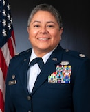 Lt. Col. Carla C. Lugo is the commander of the 44th Aerial Port Squadron, 624th Regional Support Group, Andersen Air Force Base, Guam. The 44th APS deploys qualified personnel to provide air terminal operations worldwide in support of contingency operations, exercises, unit moves, and foreign humanitarian relief or disaster operations. The squadron is the largest APS in the Air Force Reserve Command. The 44th APS provides expertise in all areas of air terminal operations to include aircraft loading, cargo processing and inspecting, passenger services, aircraft fleet services and aerial port command and control.