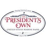 """The President's Own"" United States Marine Band Logo"