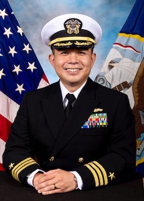 Commander Brian Bungay