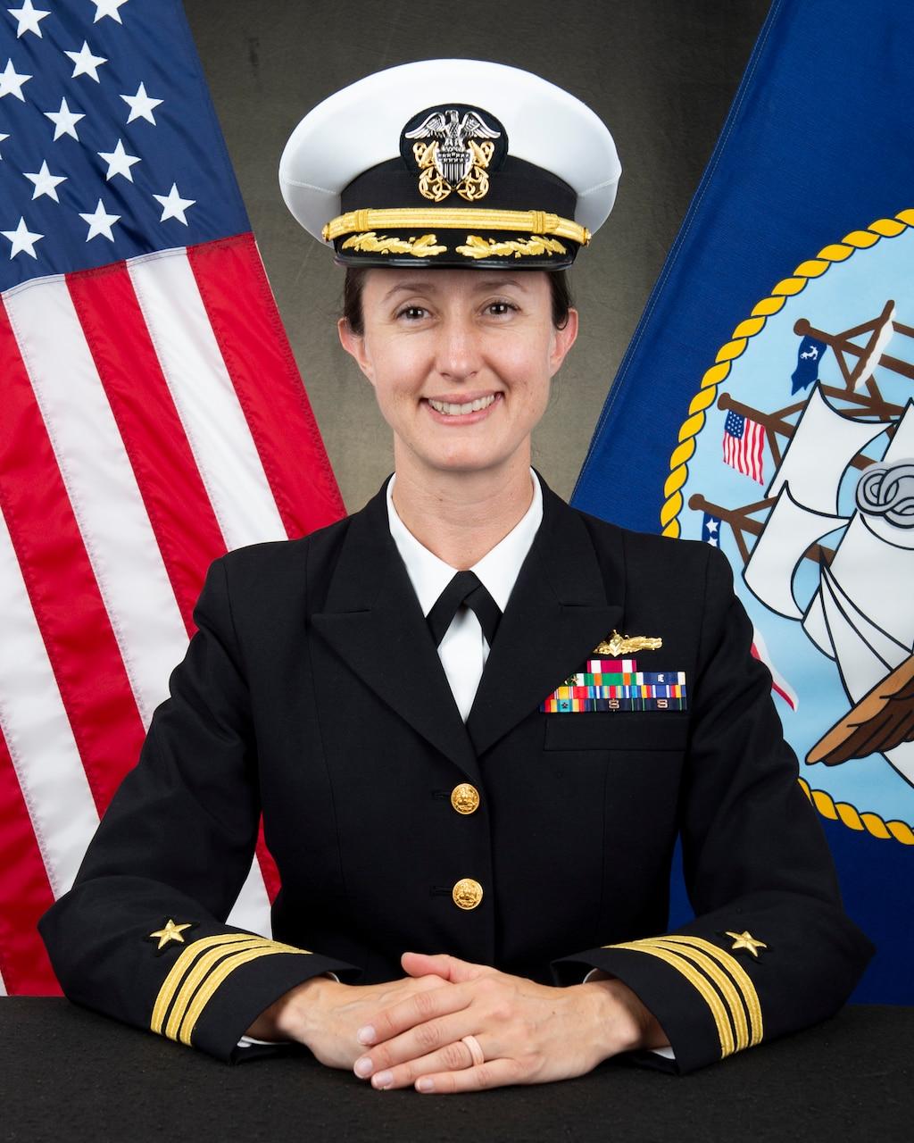 CDR Jessica F. Betz