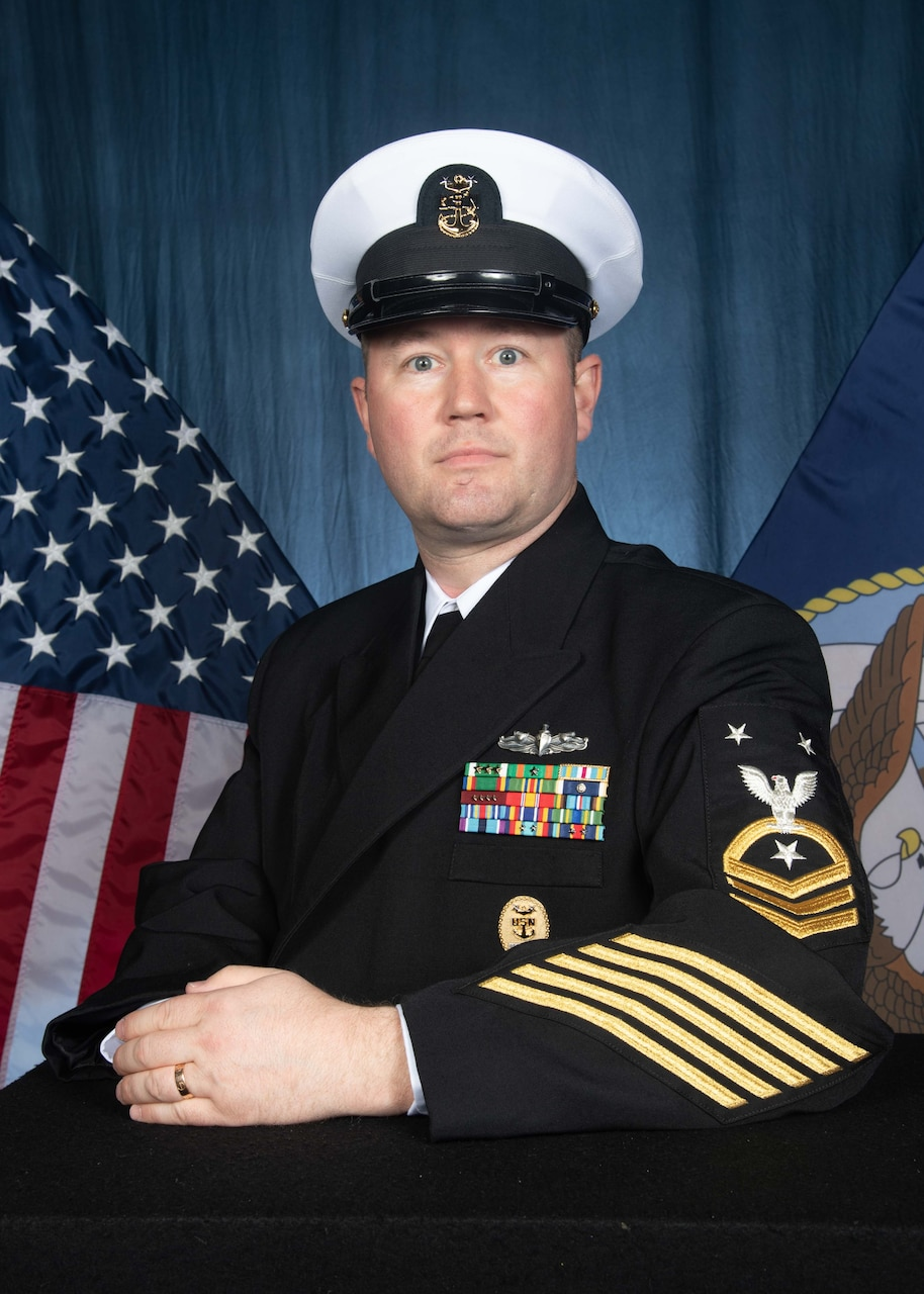 Command Master Chief Brian S. Metzger