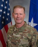This is the official portrait of Maj. Gen. David J. Meyer.
