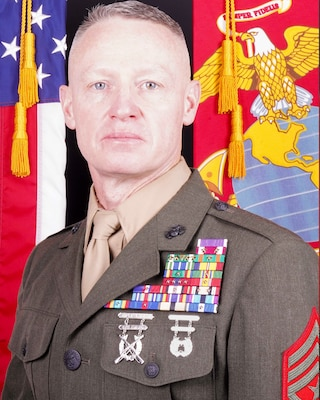Sergeant Major, Force Headquarters Group