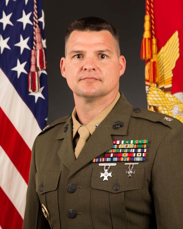 Lieutenant Colonel Stephen A. Lacovara