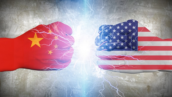 US-China great-power competition