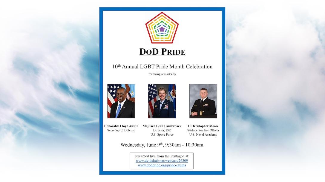 DoD Pride 10th Annual LGBT Pride Celebration