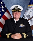 Commander Phillip R. Krites Executive Officer, Helicopter Maritime Strike Squadron SEVEN FOUR