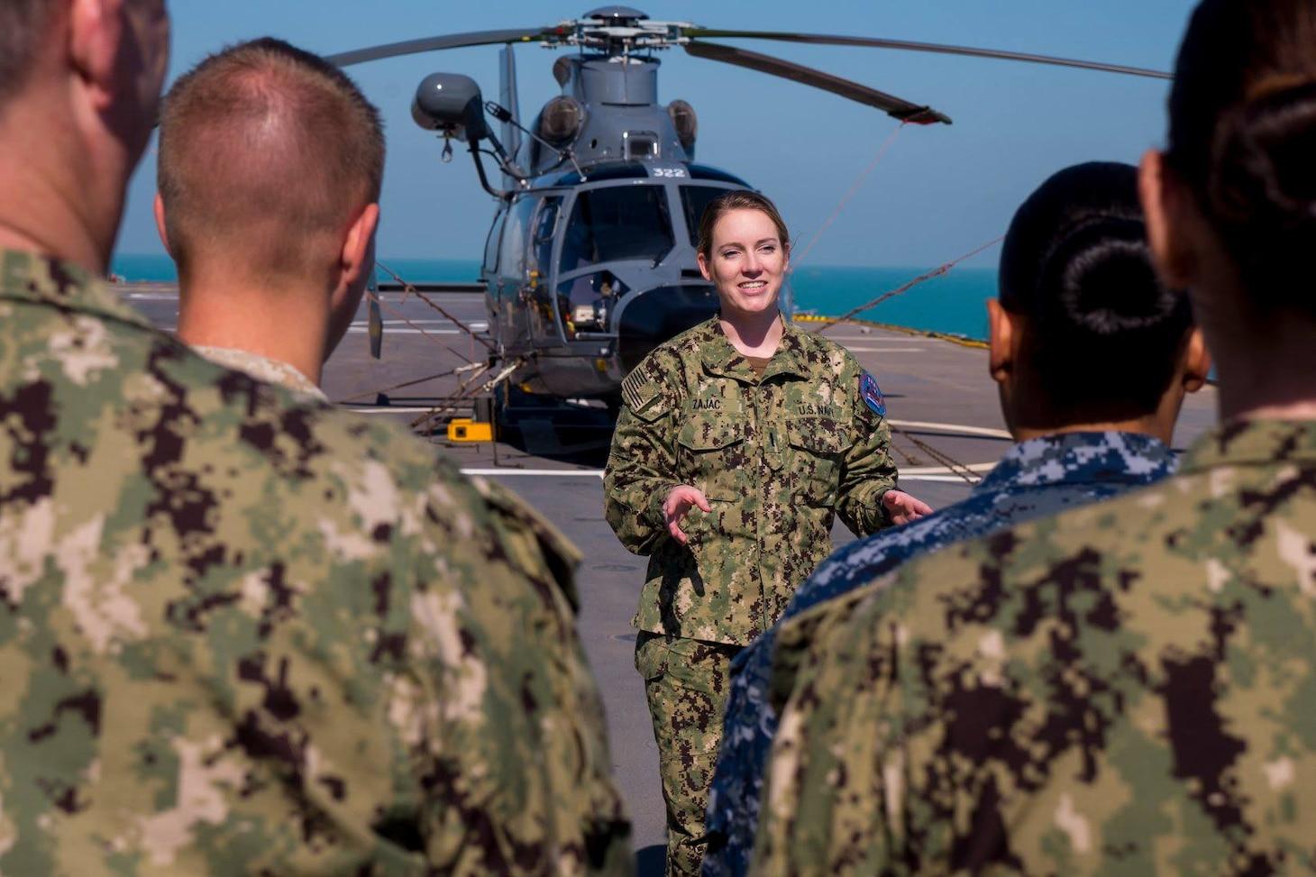 Lt. Amy Zajac
