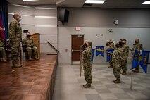 Delaware Assistant Adjutant General for Air Change of Command