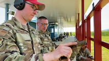 166th Security Forces Weapons Training