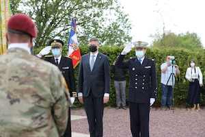 The International D-Day Ceremony