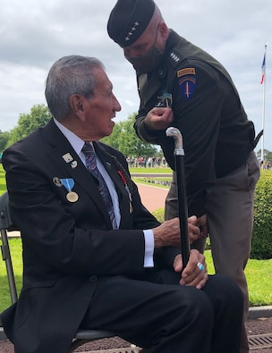 D-Day 77 International Ceremony