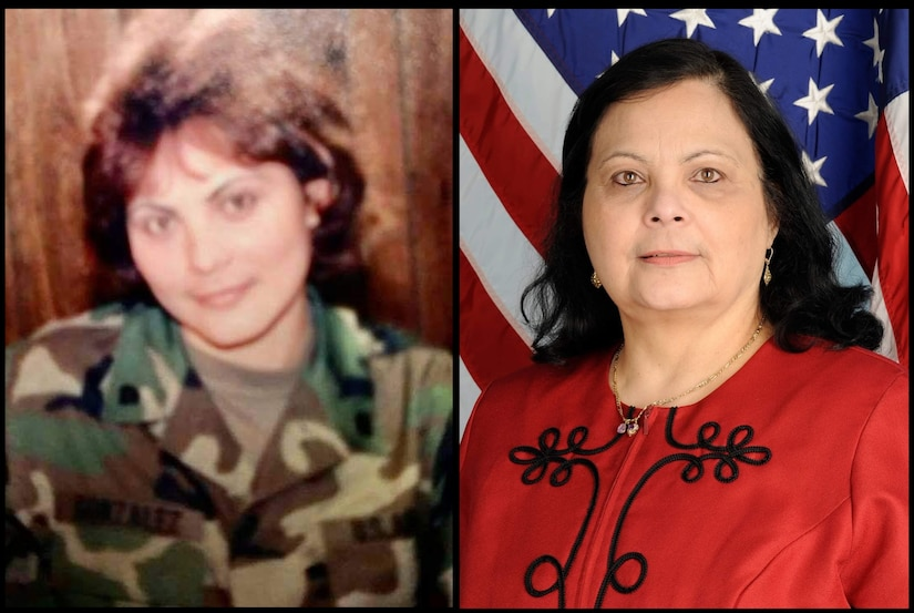 Jeannette Gonzalez-Morales entered the Army in 1984 as a unit supply specialist. She retires this week as the plans and operations chief for the 405th Army Field Support Brigade's Logistics Readiness Center Ansbach with nearly 36 years of service with the Army.