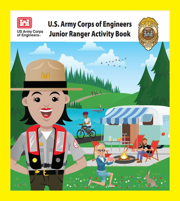 We are looking for Junior Rangers! No need to apply for this job -- just download the FREE book below to learn about water safety activities, bicycle safety, trees, bald eagles, fish, invasive species & more. Be a Junior Ranger all summer & have fun!