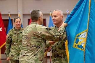 MIRC Conducts Assumption of Command