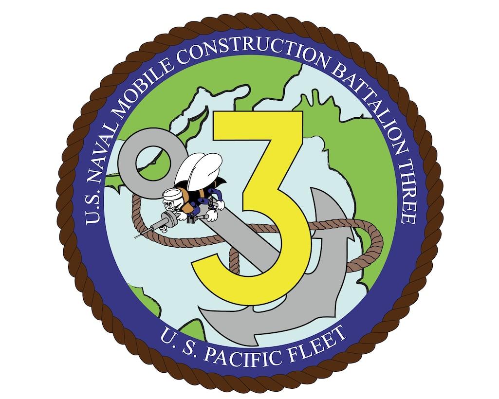 NMCB-3 logo