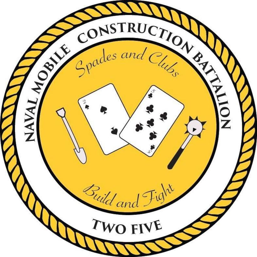 NMCB-25 logo