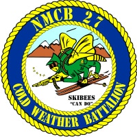 NMCB-27 logo