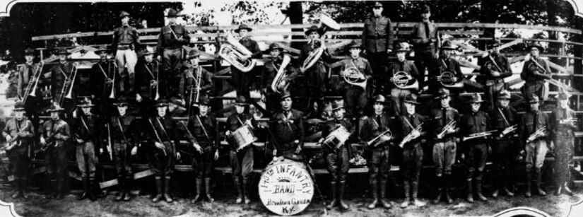 202nd Army Band celebrates 100 years