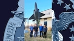 A team of nine demand planners, including, from left, Tom Pollock, Robert Michaud, Anthony Duncan and Sugaree Spruill, work within the Planning and Integration Branch of Defense Logistics Agency Aviation at Ogden on Hill Air Force Base, Utah. The group continually reviews and adjusts demand signals on over 1,600 collaborative national stock numbers and monitors 80,000 total NSNs supporting the maintenance, repair and overhaul of aircraft, electronic components, commodities, missiles and software. The team saved more than $22 million dollars in over-forecasting costs during the second quarter of fiscal 2021.