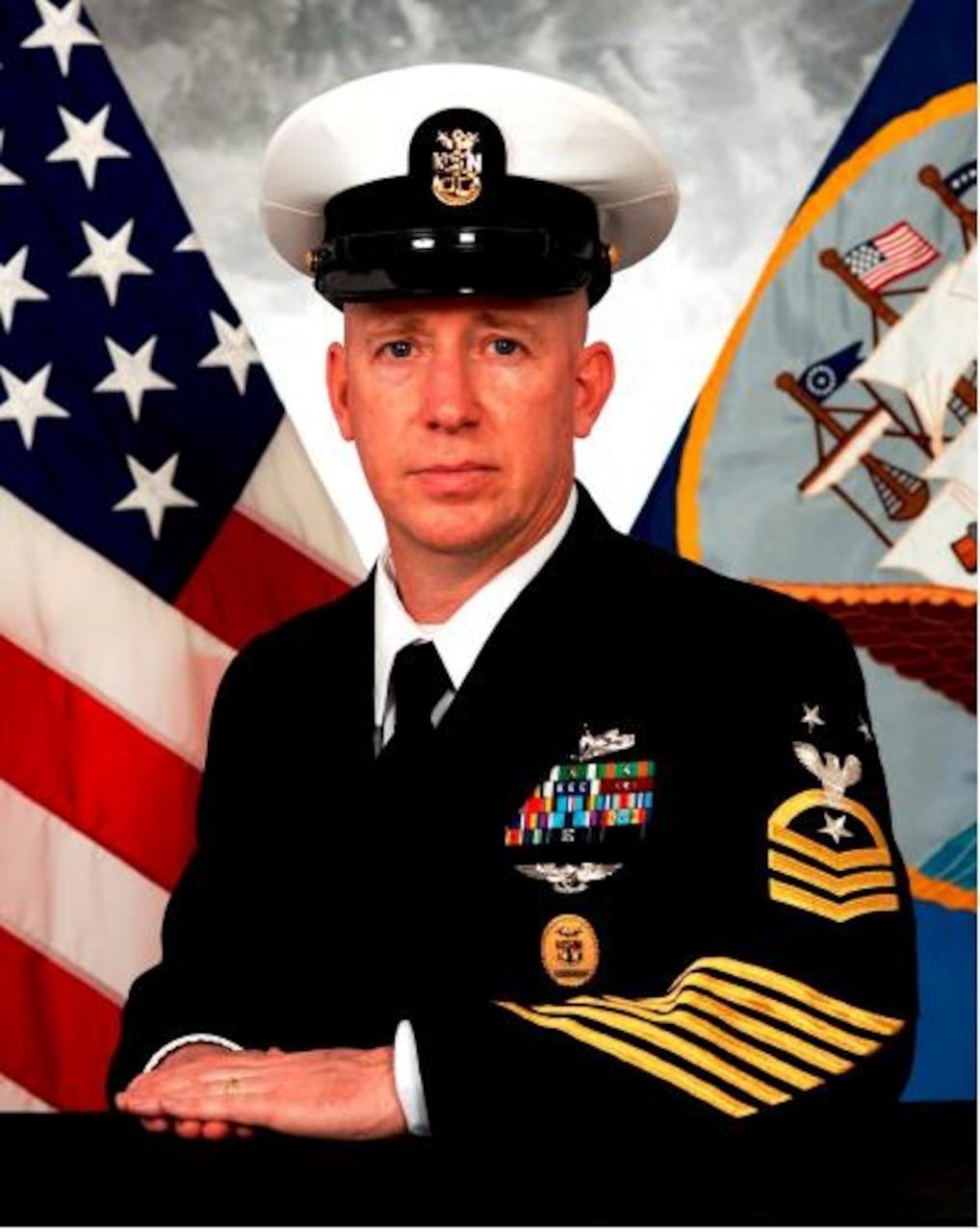 CMDCM Richard D. Curry