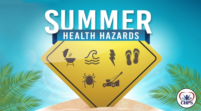Summer fun like swimming, hiking, and longer days can present health risks, but don't let a health emergency ruin your summer fun. Knowing common summer health hazards can help provide that safety net for you and your family.