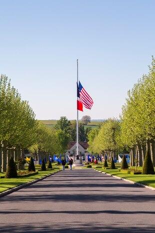 Oise-Aisne American Cemetery Belleau Wood 103
