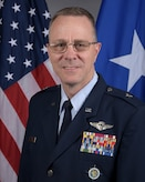 This is the official portrait of Brig. Gen. (Dr.) John R. Andrus.