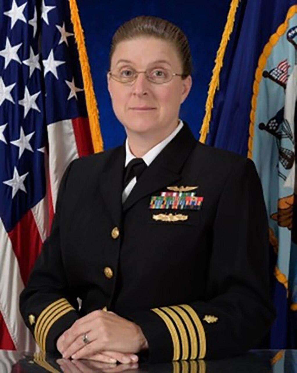 Capt. Kathryn Elliott