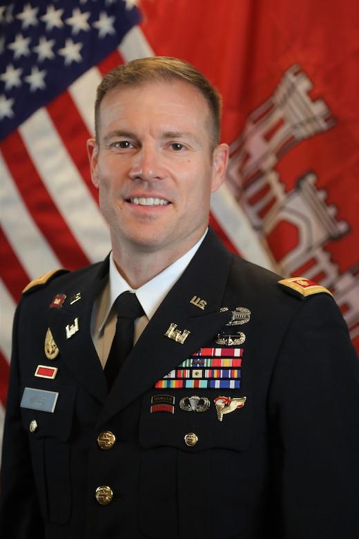 Major Matthew Miller