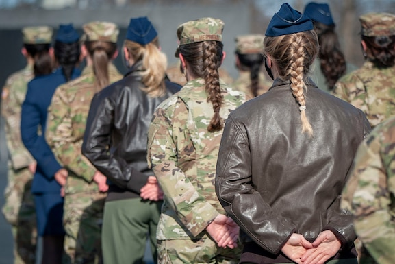 Thousands of women across the Air Force provided feedback to the Women's Initiative Team, playing a pivotal role in the first women's hair policy change in 70 years. On February 19, 2021, U.S. Air Force senior leaders directed a second racial, gender and ethnic disparity review of racial, gender and ethnic disparity in the Department of the Air Force.