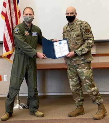 Anibarro promoted to Senior Airman