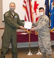 Tharrett promoted to Master Sergeant
