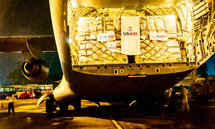 Emergency Medical Supplies to Bangladesh to Combat Covid-19