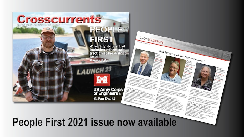 People First 2021 Crosscurrents cover