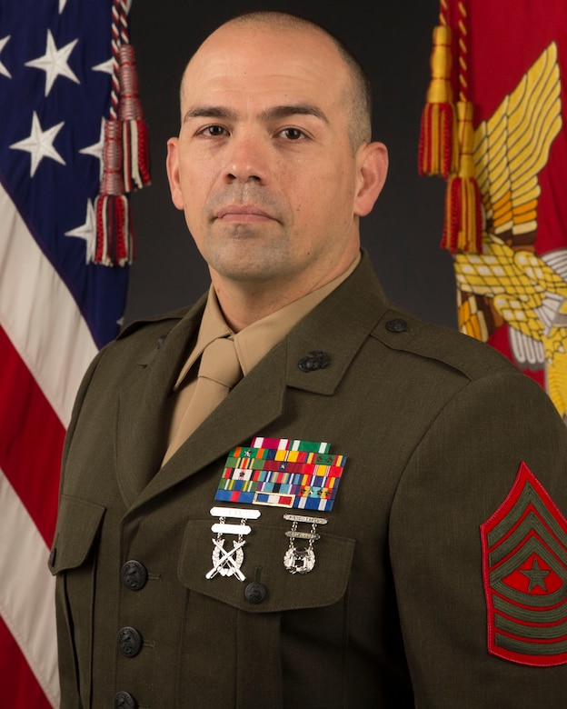 SERGEANT MAJOR JOSHUA B. CELIS