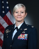 461st Air Control Wing Commander, Col. Michelle Carns Official Photo